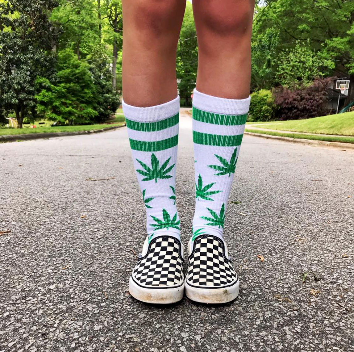 Raleigh reportage photography pot socks