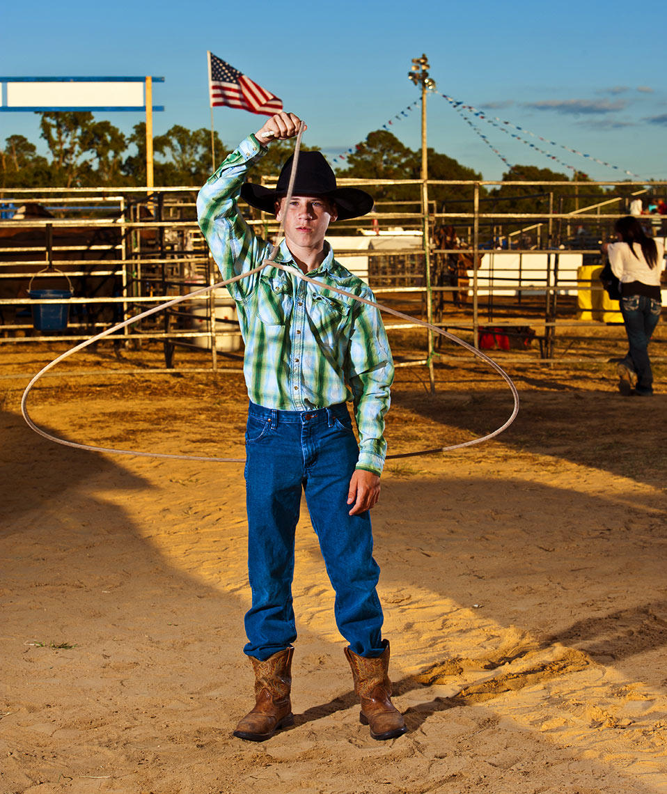 Raleigh portrait photography Bryan Regan cowboy