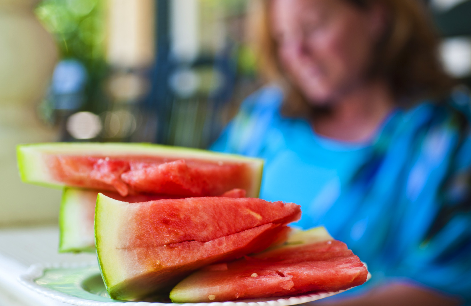 Durham food photography Bryan Regan water mellon