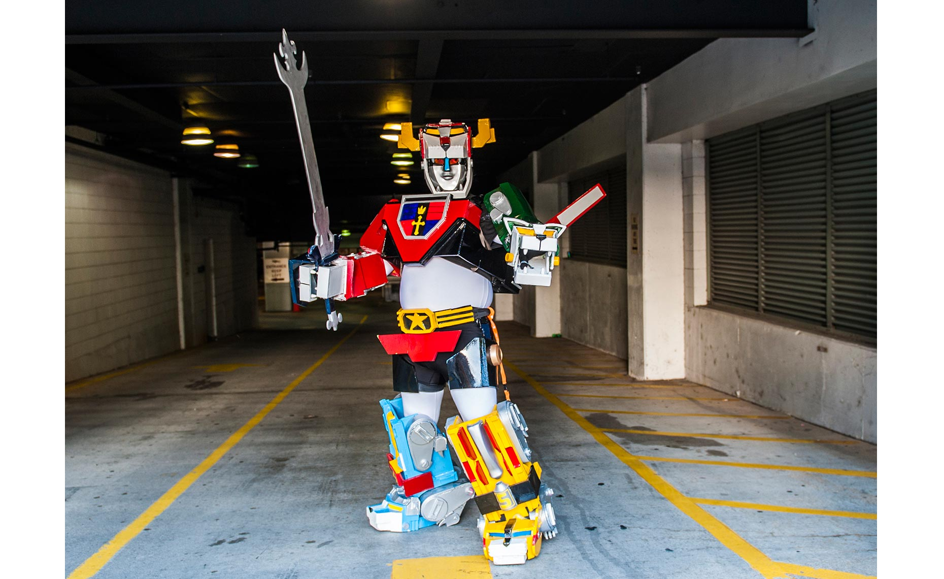 Animazement photography Bryan Regan  transformers voltron