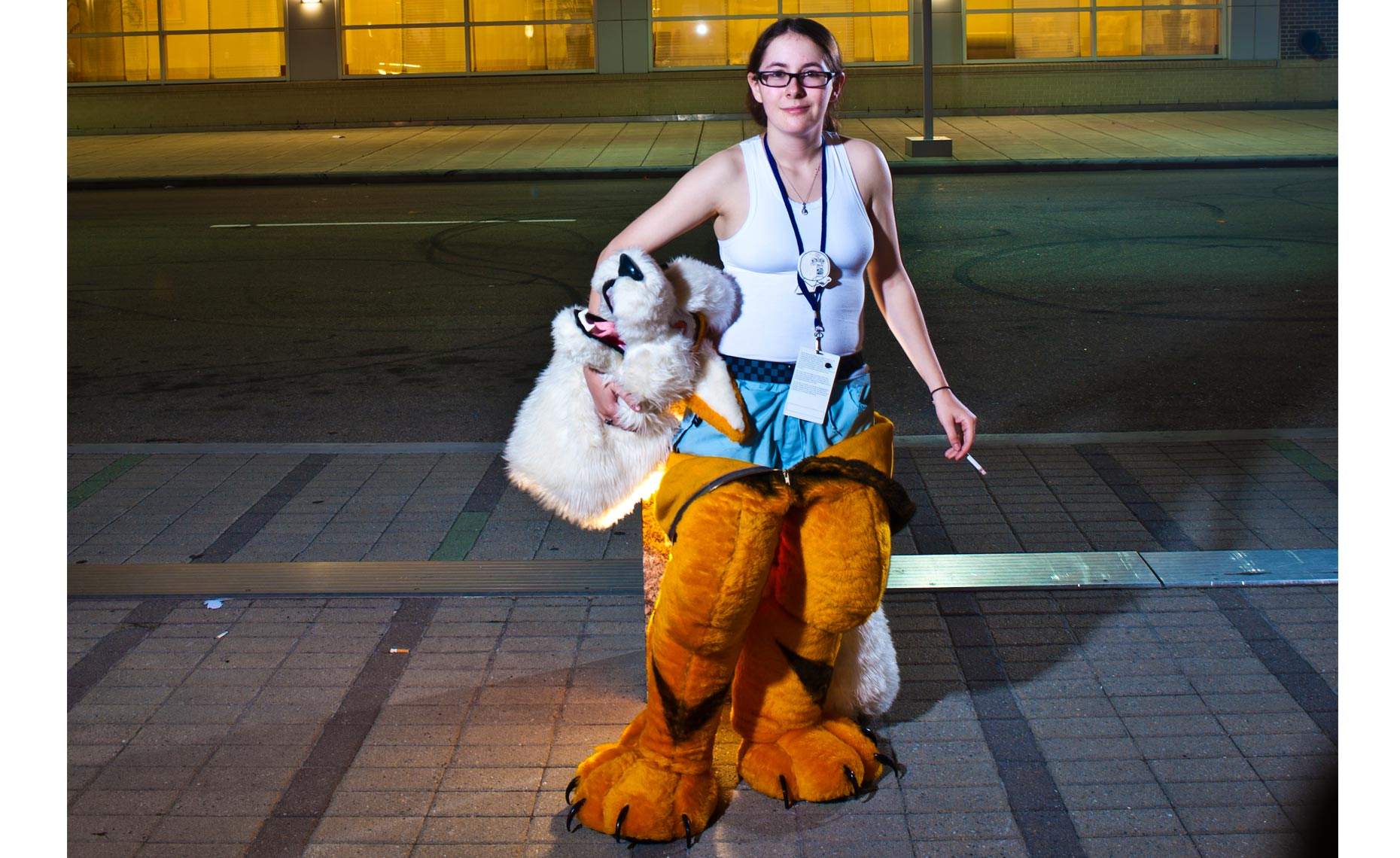 Raleigh  Animazement photography Bryan Regan  furry