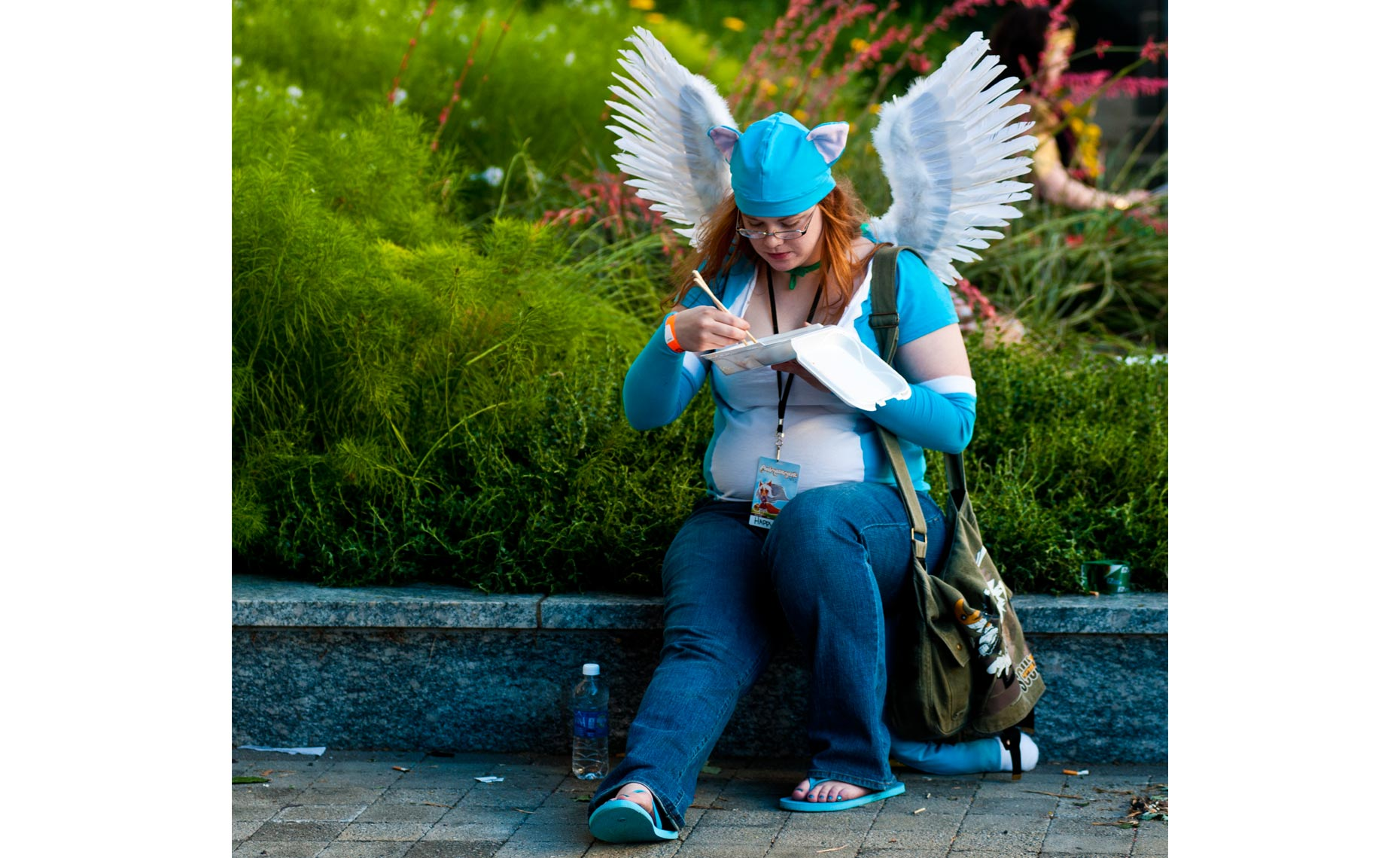 Animazement angel photography