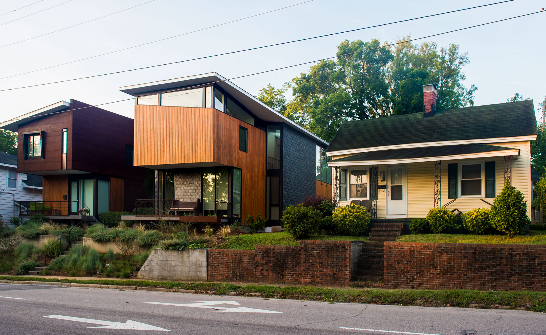 Raleigh architecture photography