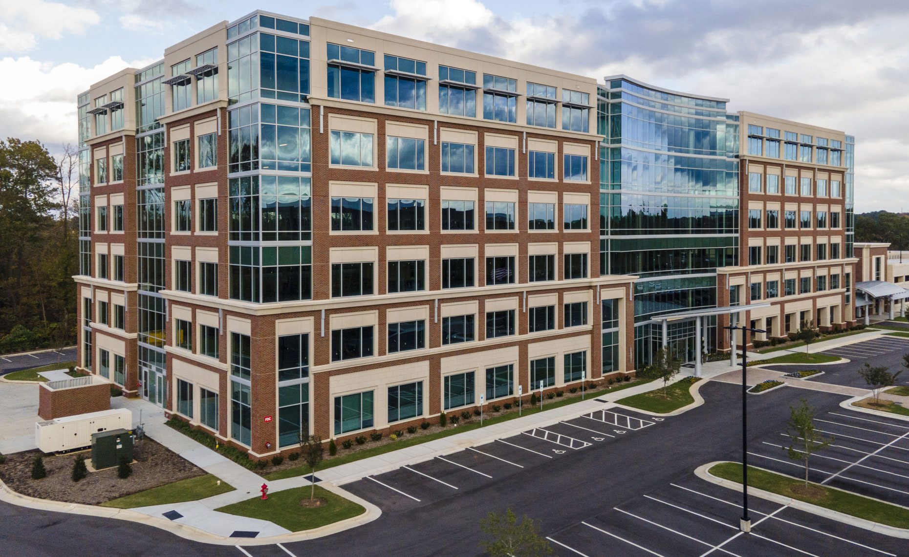 commercial real estate photography Raleigh NC Bryan Regan
