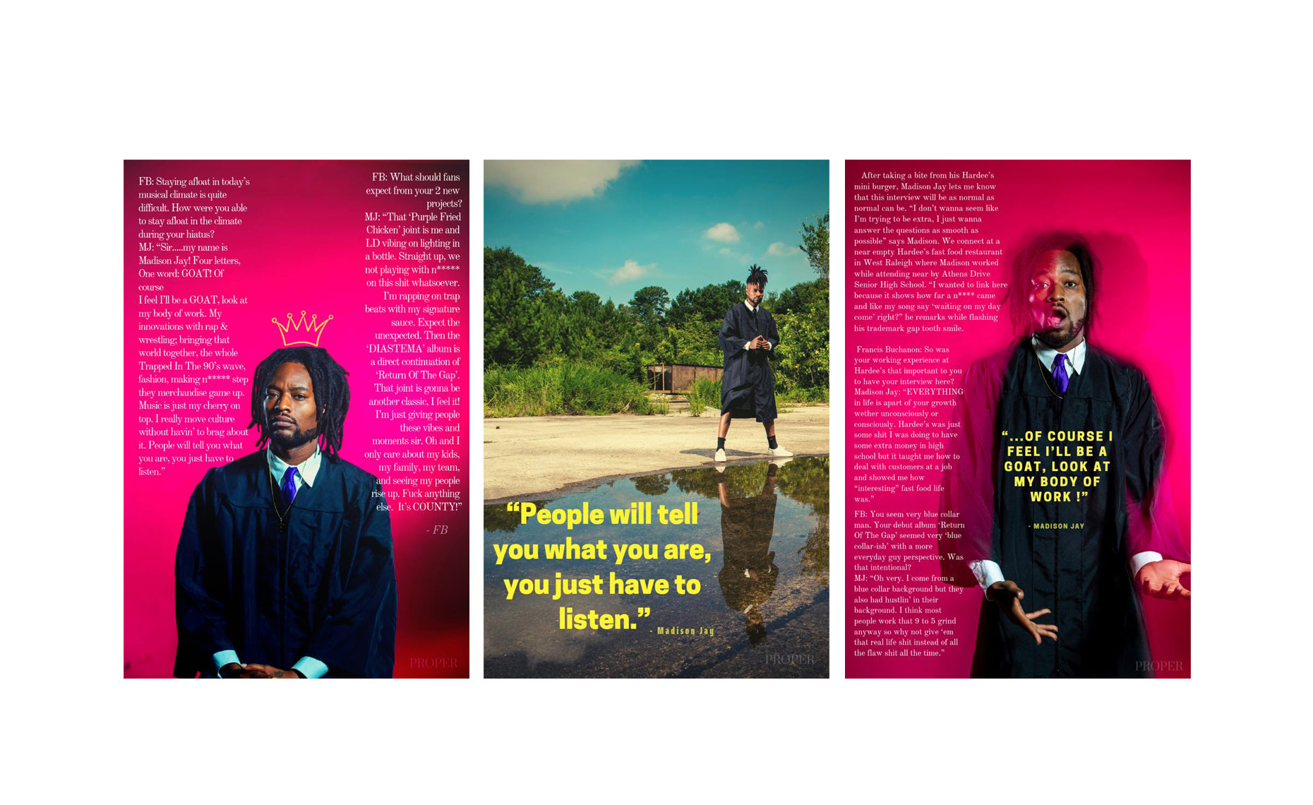music photography raleigh Madison Jay Bryan Regan xxl magazine