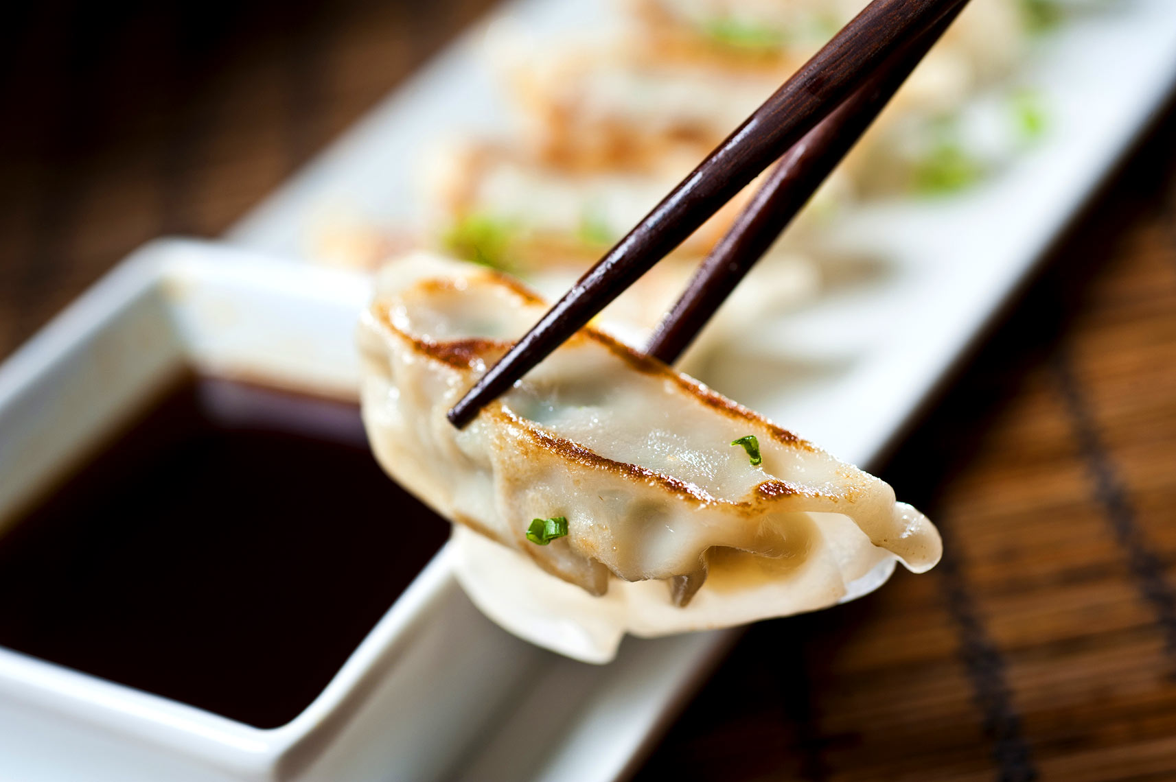 Raleigh food photography Bryan Regan Kanki dumplings