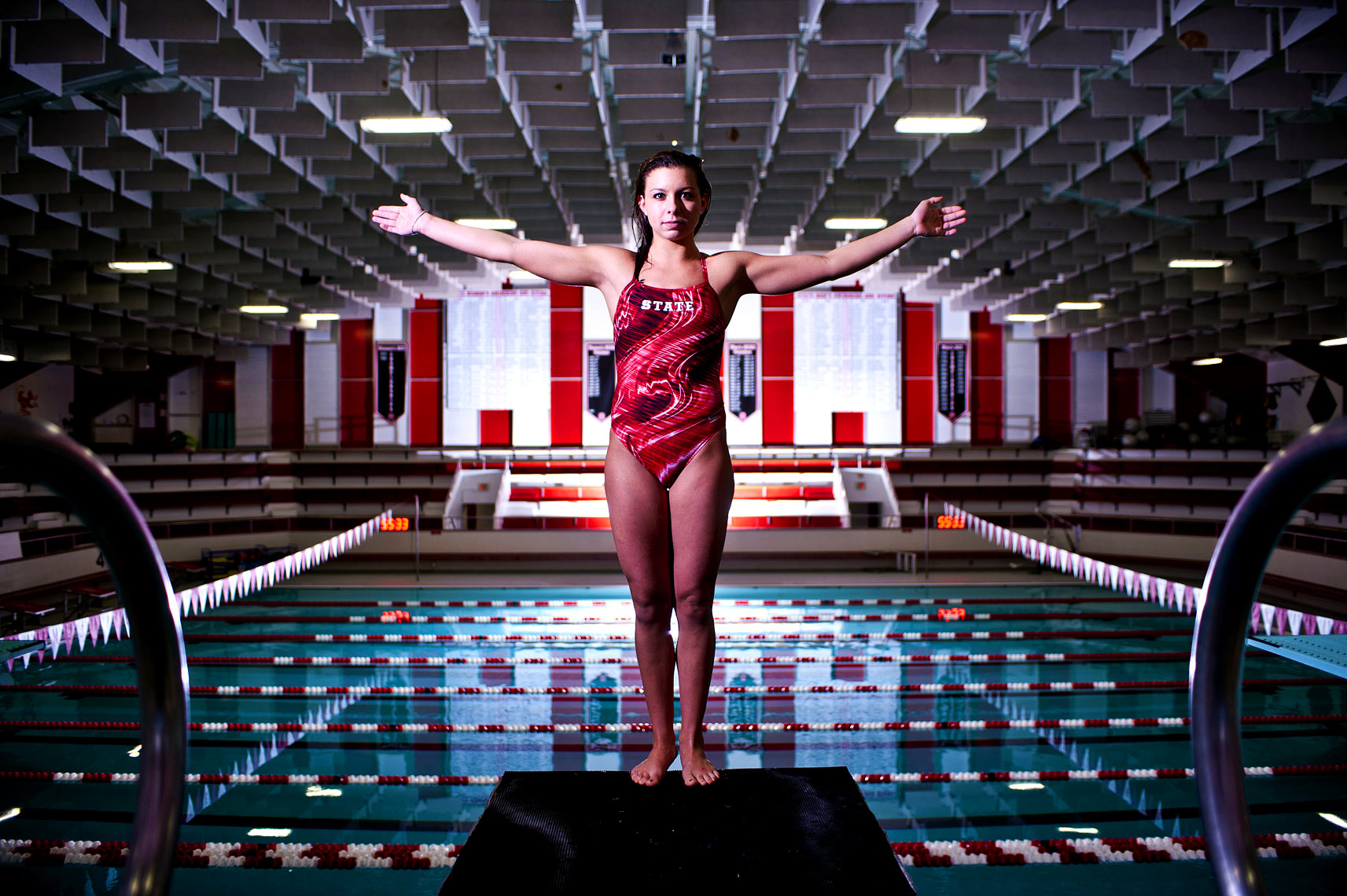 Raleigh sports and fitness photography NCSU