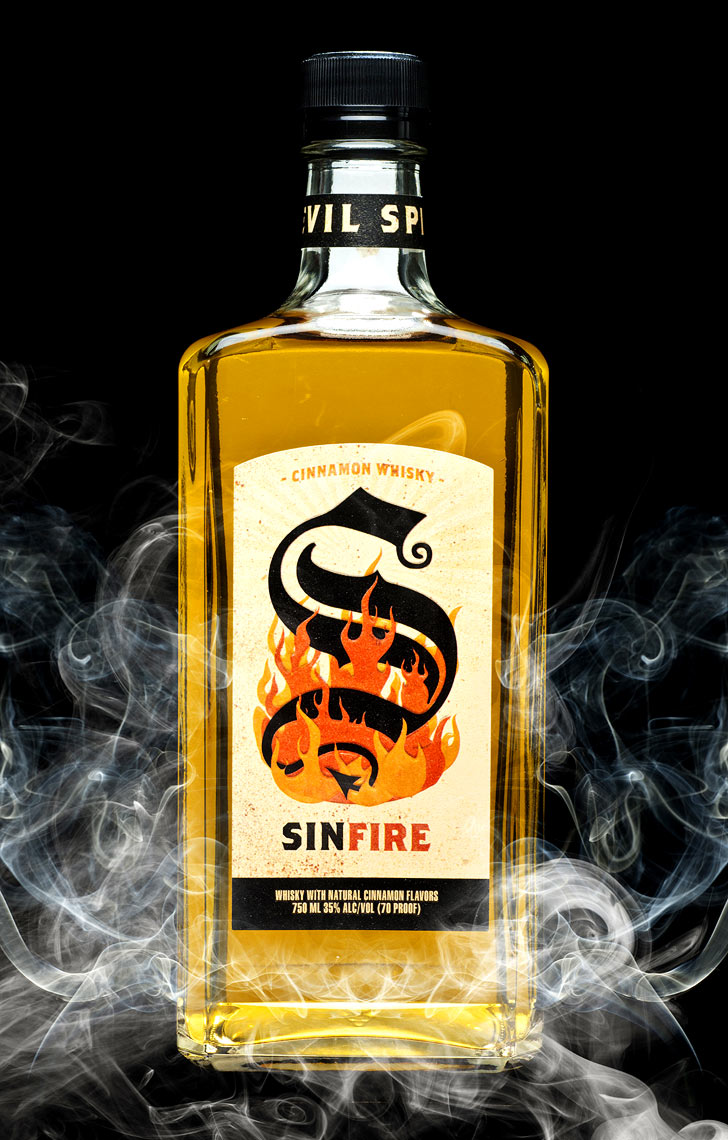 Sin fire bottle for FWV agency