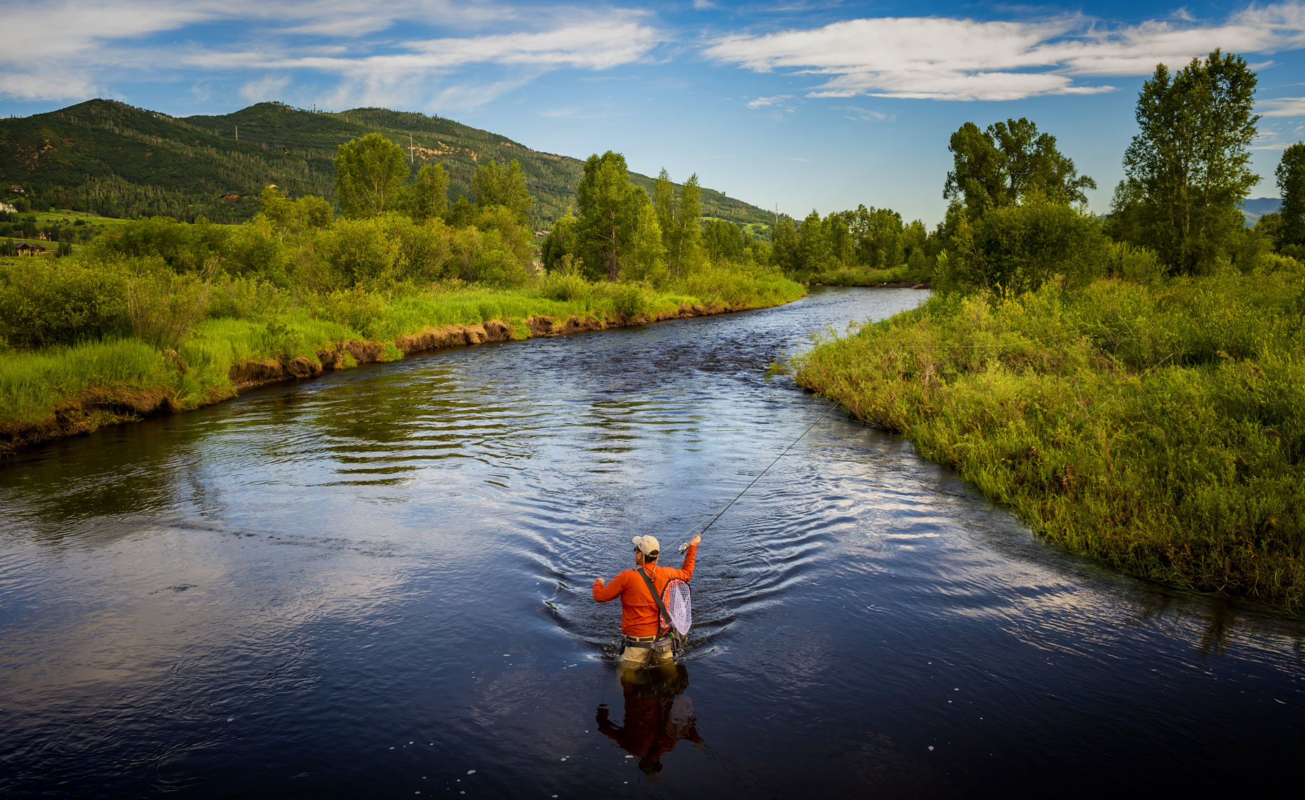 travel photography fly fishing Bryan Regan